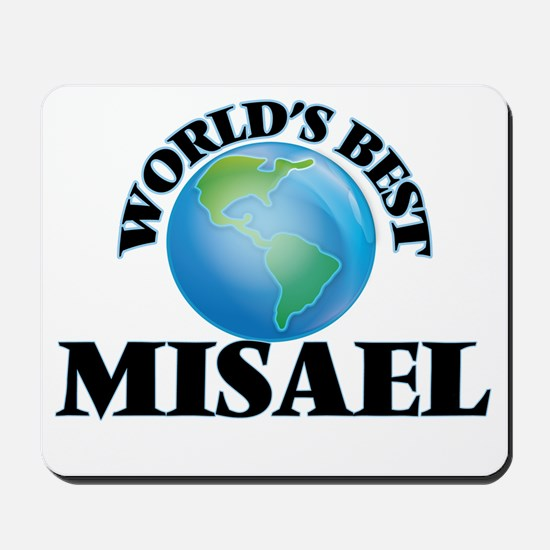 World's Best Misael Mousepad