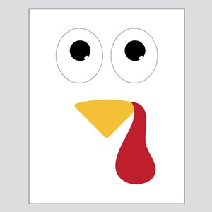 Turkey Face Posters