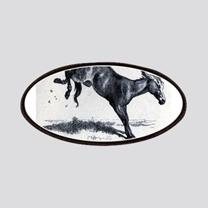 Harrison Weir - The Mule - Aesop - 1867 Patch