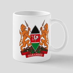 Kenya Coat of Arms Mug
