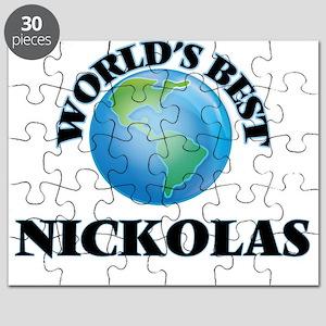 World's Best Nickolas Puzzle