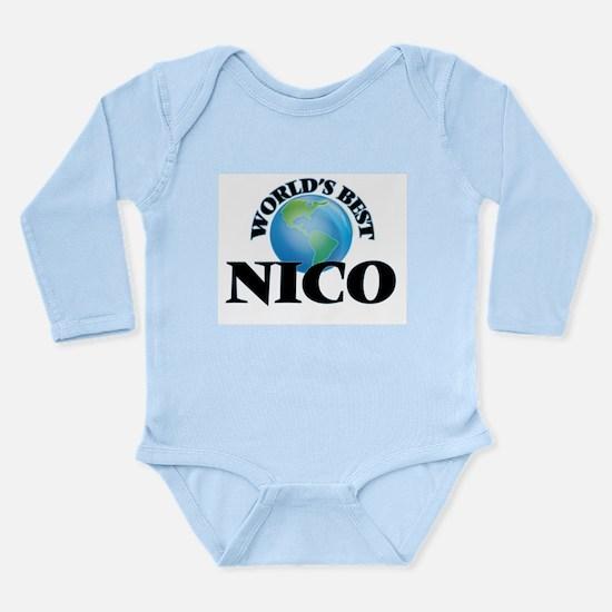 World's Best Nico Body Suit
