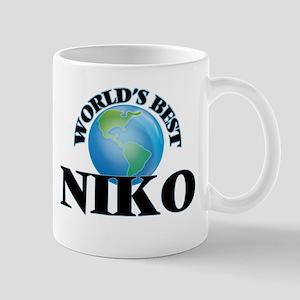 World's Best Niko Mugs