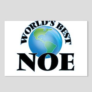 World's Best Noe Postcards (Package of 8)