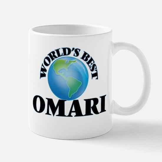 World's Best Omari Mugs