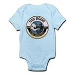 USS BOISE Infant Bodysuit