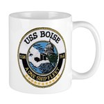 USS BOISE Mug