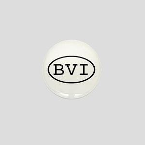 BVI Oval Mini Button