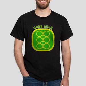 GONE BEER Dark T-Shirt