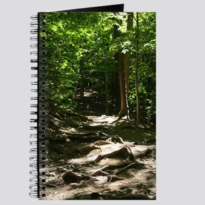 Path in the Woods Journal