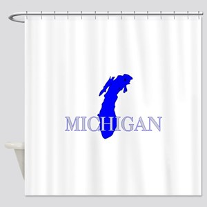 Michigan Shower Curtain