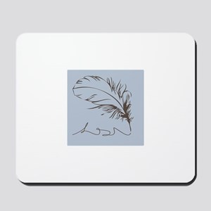 Quill Mousepad