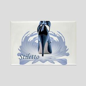 Stiletto Rectangle Magnet