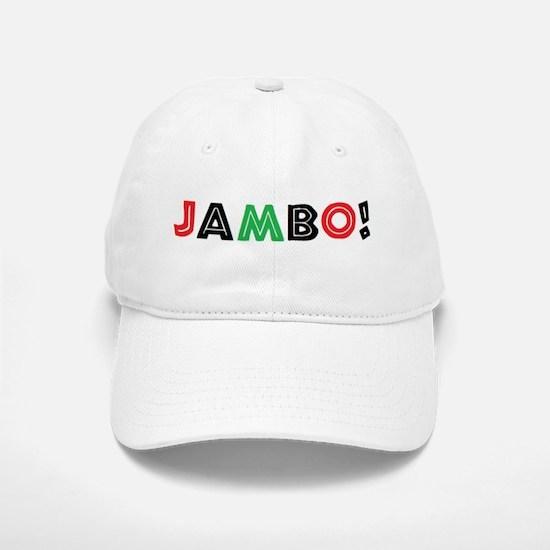 jambo Baseball Baseball Cap