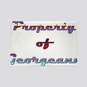 Property Of Georgeann Female Magnets