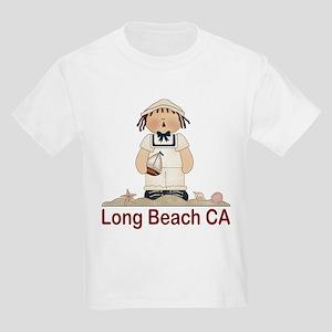 Long Beach Sailor Kids Light T-Shirt