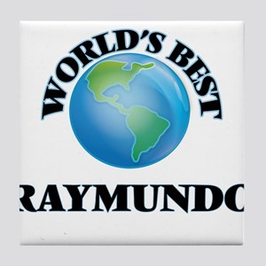World's Best Raymundo Tile Coaster