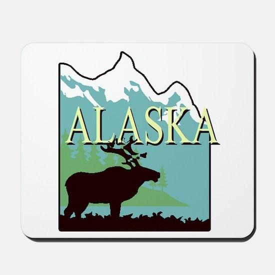 Alaska Mousepad