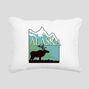Alaska Rectangular Canvas Pillow