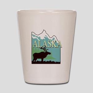 Alaska Shot Glass