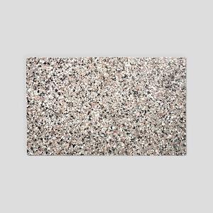 Rose Granite 3'x5' Area Rug