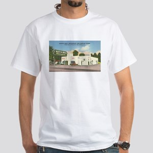 Martin Bros. White T-Shirt