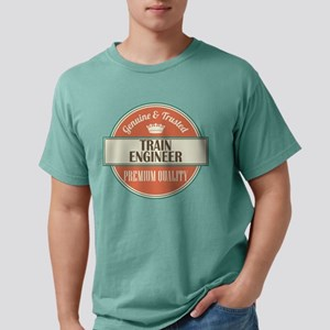 train engineer vintage logo T-Shirt