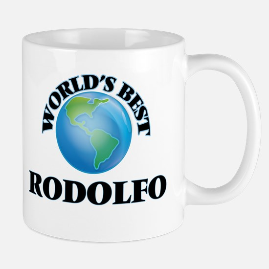 World's Best Rodolfo Mugs