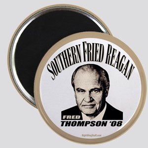 "Southern Fried Reagan 2.25"" Magnet (10 pack)"