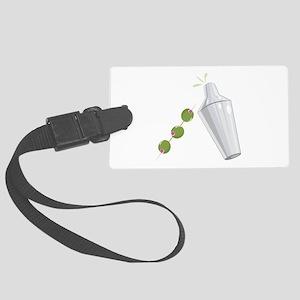 Olive Oil Magic Luggage Tag