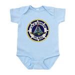 USS BIGELOW Infant Creeper