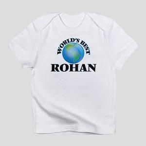 World's Best Rohan Infant T-Shirt