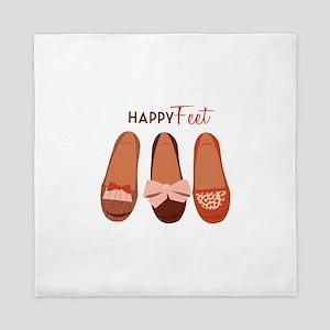 Happy Feet Queen Duvet