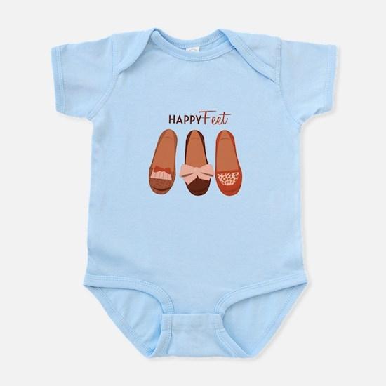Happy Feet Body Suit