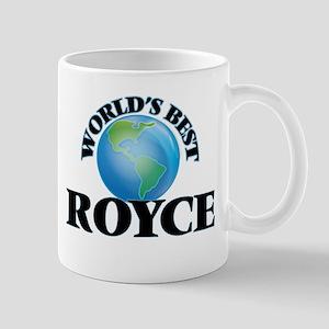 World's Best Royce Mugs
