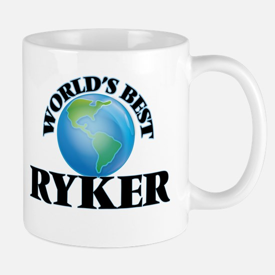 World's Best Ryker Mugs