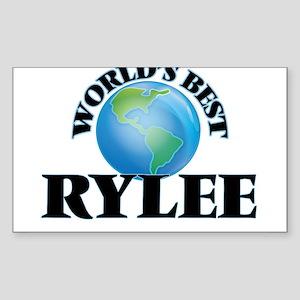 World's Best Rylee Sticker