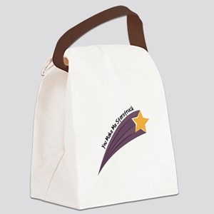 You Make Me Starstruck Canvas Lunch Bag