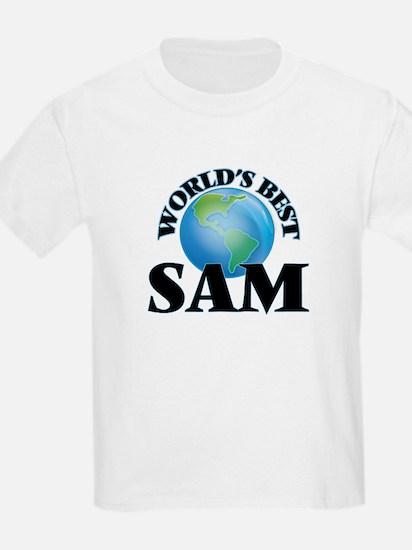 World's Best Sam T-Shirt
