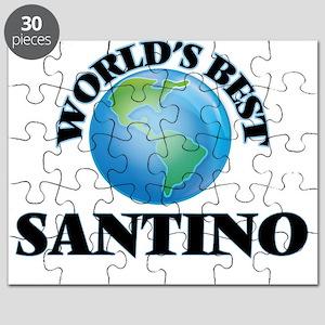 World's Best Santino Puzzle