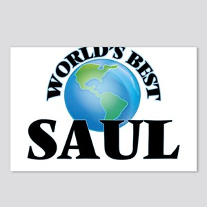 World's Best Saul Postcards (Package of 8)