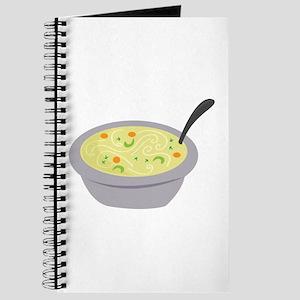 Soupy Treat! Journal