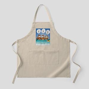 Goldi-Lox BBQ Apron