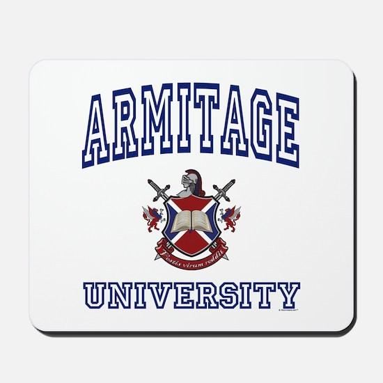 ARMITAGE University Mousepad