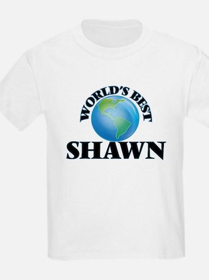 World's Best Shawn T-Shirt