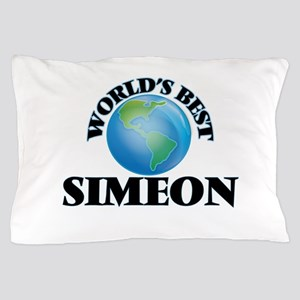 World's Best Simeon Pillow Case