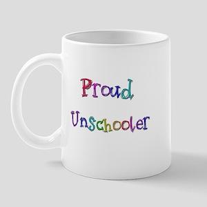 Proud Unschooler 22 Mug