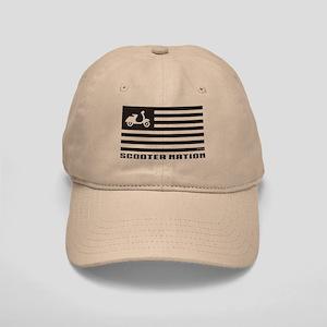 Scooter Nation Baseball Cap