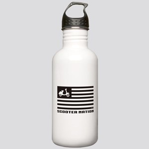 Scooter Nation Stainless Water Bottle 1.0l