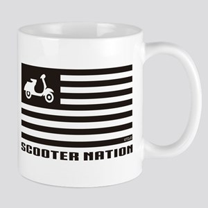 Scooter Nation 11oz. Mug Mugs